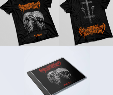 Black Bundle (T-shirt + CD)